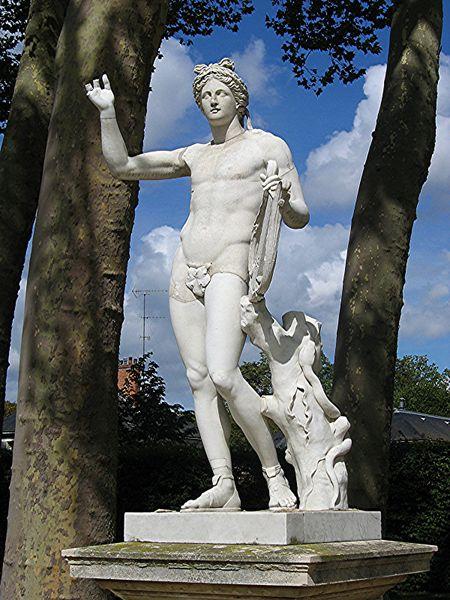 Apollon histoire du monde - Le jardin de versailles histoire des arts ...