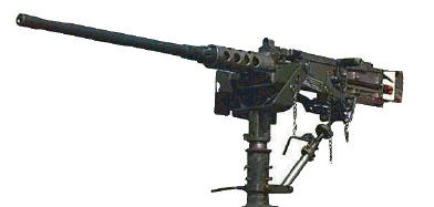 المدفع الرشاش براونينغ م2 Browning M2 50 Caliber Machine Gun الولايات القومية السودانية المتـحـدة