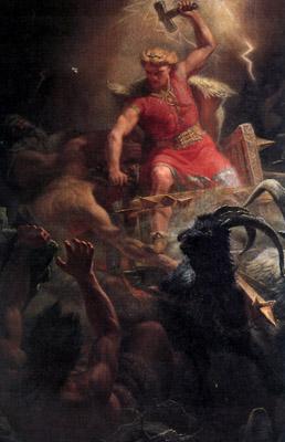 Thôrr Thor