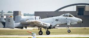 A-10 Thundebolt II Intro